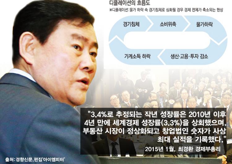 실체 없는 '창조경제'를 수출하는 '봉이 박근혜'