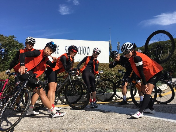 [자전거대회] 위라이드그란폰도 후기! 거리는..