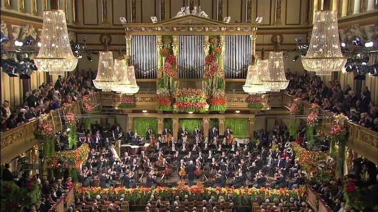 [홍승찬 교수의 클래식 음악 이야기]  오스트리아 빈 필의 신년음악회