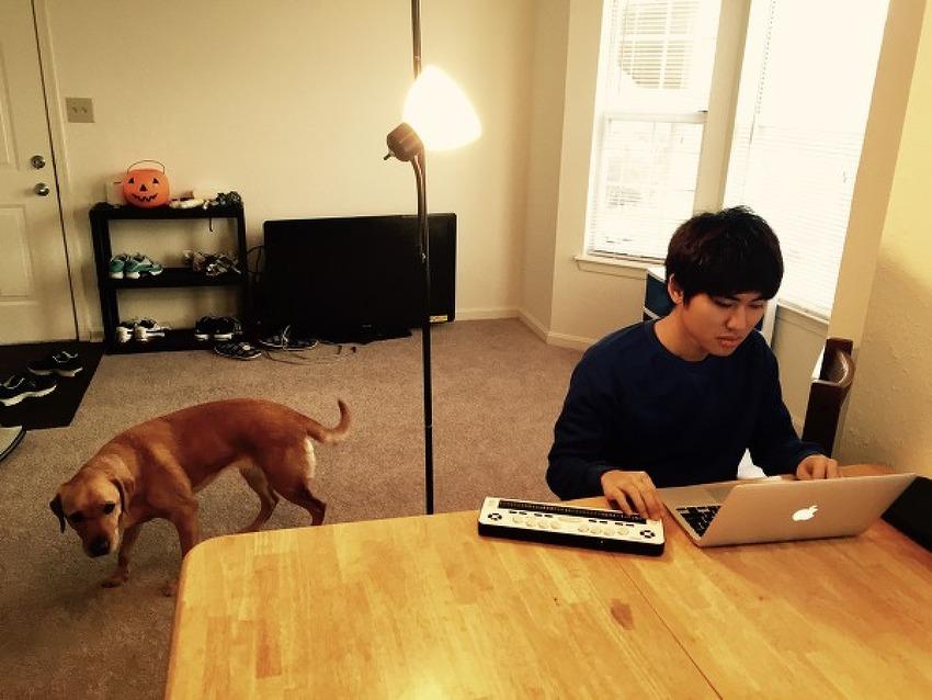 Interview - 시각 장애인 미국 대학원생 서주영군
