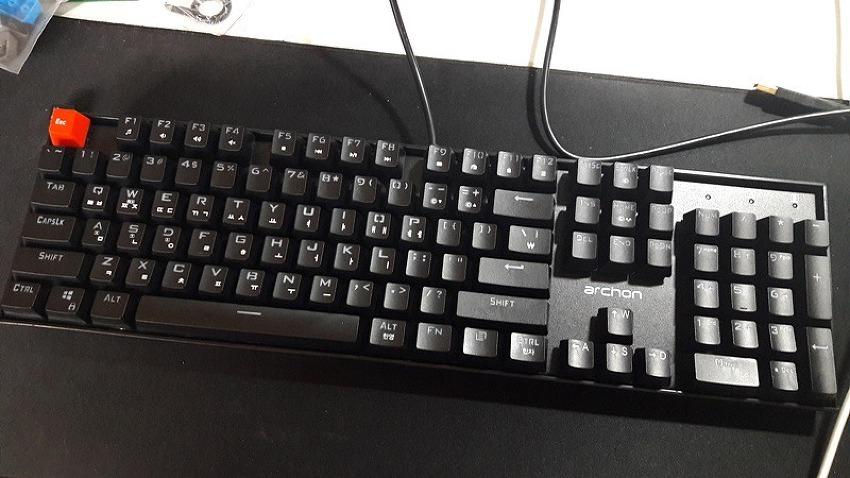 아콘 Type Starter 기계식키보드