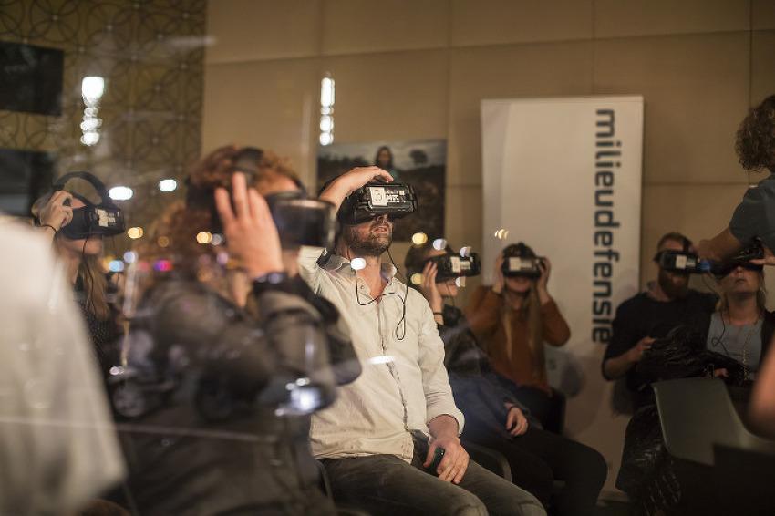 DTS와 함께 알아보는 실감나는 VR 영화의 세..