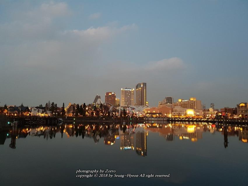 갤럭시 s9+ 야간사진 품질