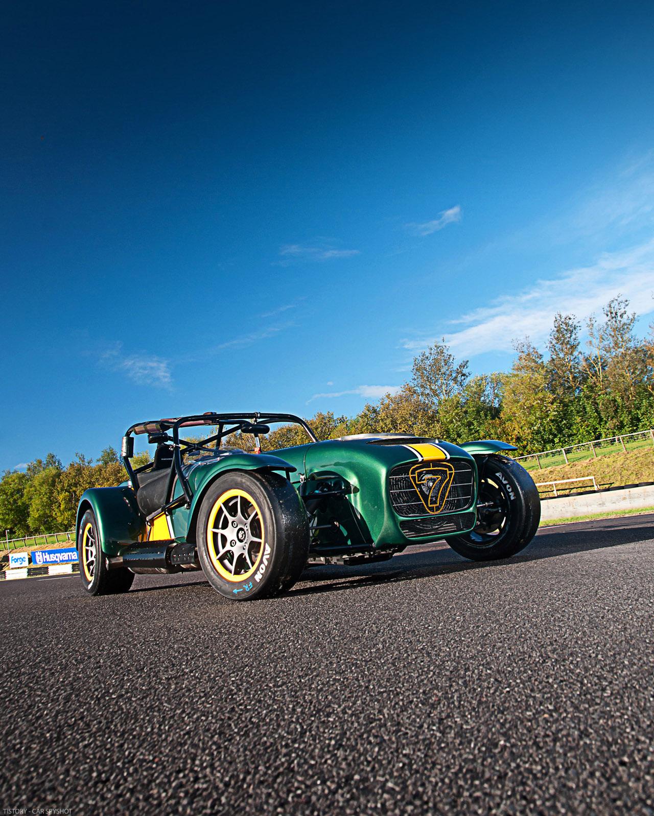 Caterham Sp 300r: 2013 Caterham Superlight R600 :: 카 스파이샷 Car