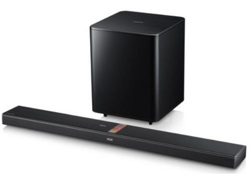삼성전자 진공관 앰프 사운드바 HW-F750