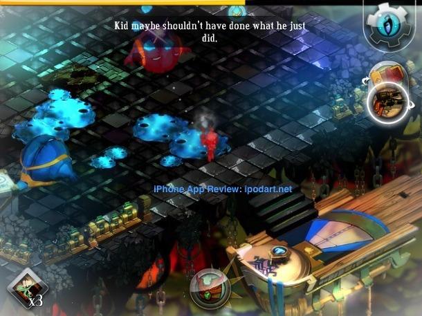 Bastion 배스천 아이폰 아이패드 RPG