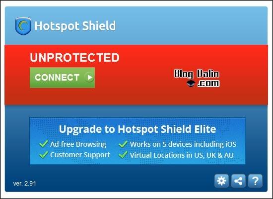 핫스팟 쉴드, hotspot shield vpn 사용법_01