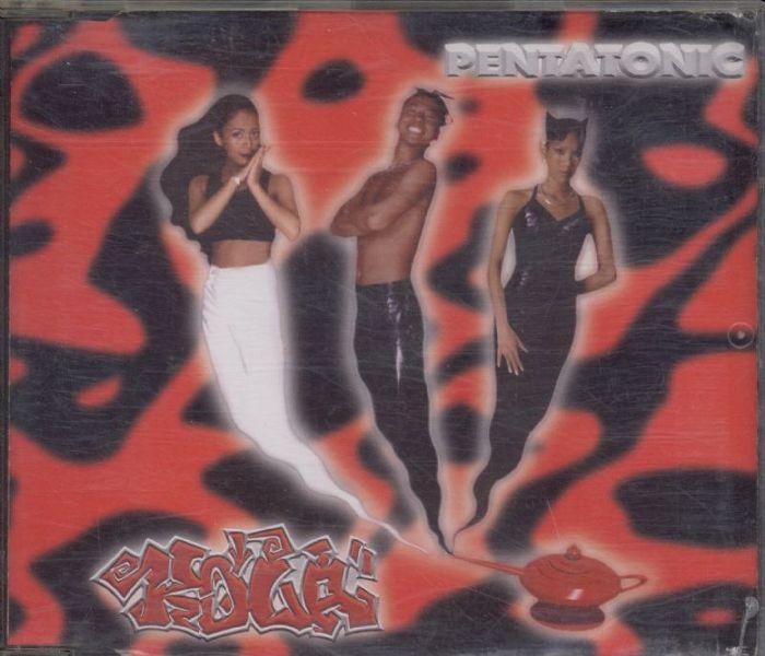 콜라(Kola) 1집 - Pentatonic / 1996