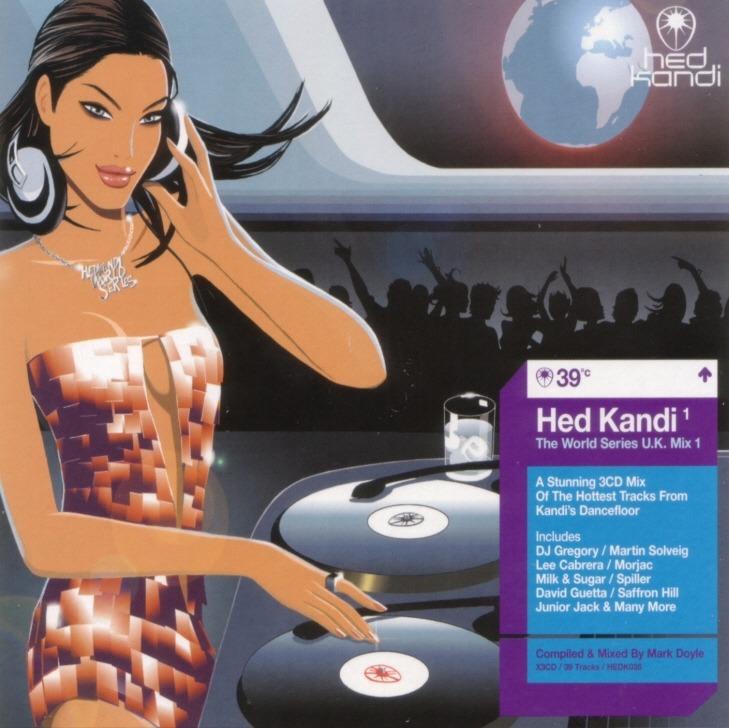 Hed Kandi Beach House 04 04: Hed Kandi Presents The World