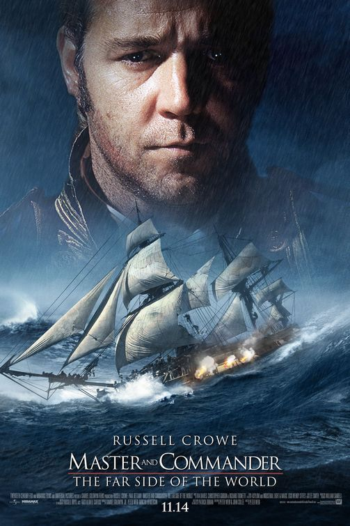 [영화]마스터 앤드 커맨더 (Master and Commander - The Far Side of the World)