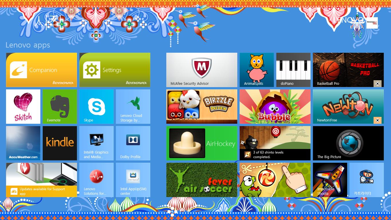 윈도우8 스토어, 윈도우8 게임, 윈도우8 게임앱, 윈도우8 교육앱, 교육, 게임, IT, 리뷰, 활용기, 윈도우8, Windows 8,윈도우8 스토어에서 게임을 설치하고 교육에 관련된 앱을 설치하고 활용해보도록 하겠습니다. 윈도우8은 터치노트북에 최적화가 되어있습니다. 앞으로 나올 노트북의 트렌드가 터치이기 때문이죠. 이건 이미 많은 사람들이 터치 디바이스에 익숙해져있는 흐름에 맞춘것이기도 합니다. 실제로 지금 살펴볼것들도 터치를 활용할 수 있는 앱들입니다. 물론 터치가 안되는 상황에서도 마우스로 제어할 수 도 있습니다. 태블릿PC를 사용하면서 앱의 활용은 필요합니다. 물론 윈도우 노트북이라는 특성상 화상키보드를 통한 타이핑으로 그리고 웹으로 대부분을 해결할 수 있지만, 앱은 좀더 간단한 실행 좀더 간단한 조작을 도와주죠.  물론 아직은 윈도우8 앱이 상대적으로 부족한 상황이긴 합니다. 그런데 괜찮은 앱들이 하나씩 계속 생기고 있네요. 지금 이 글을 쓰는 시점에도 또 새로운 앱이 올라왔네요. 그럼 게임앱을 즐겨보도록 하겠습니다.
