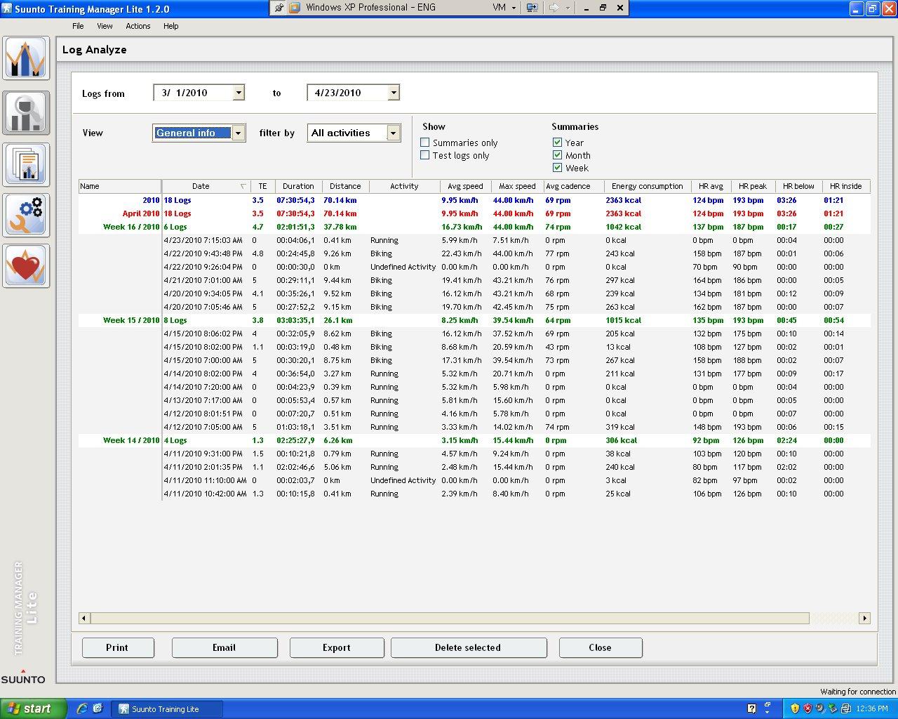 트레이닝 데이터 분석