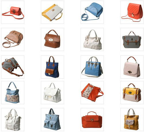 Korean handbags purses, fashion women bags, all made in Korea, wholesale