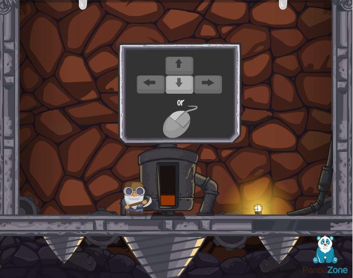 [액션 플레시게임] 드워프 마인 땅꿀을 파자 플래시게임