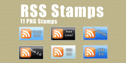 RSS Stamps