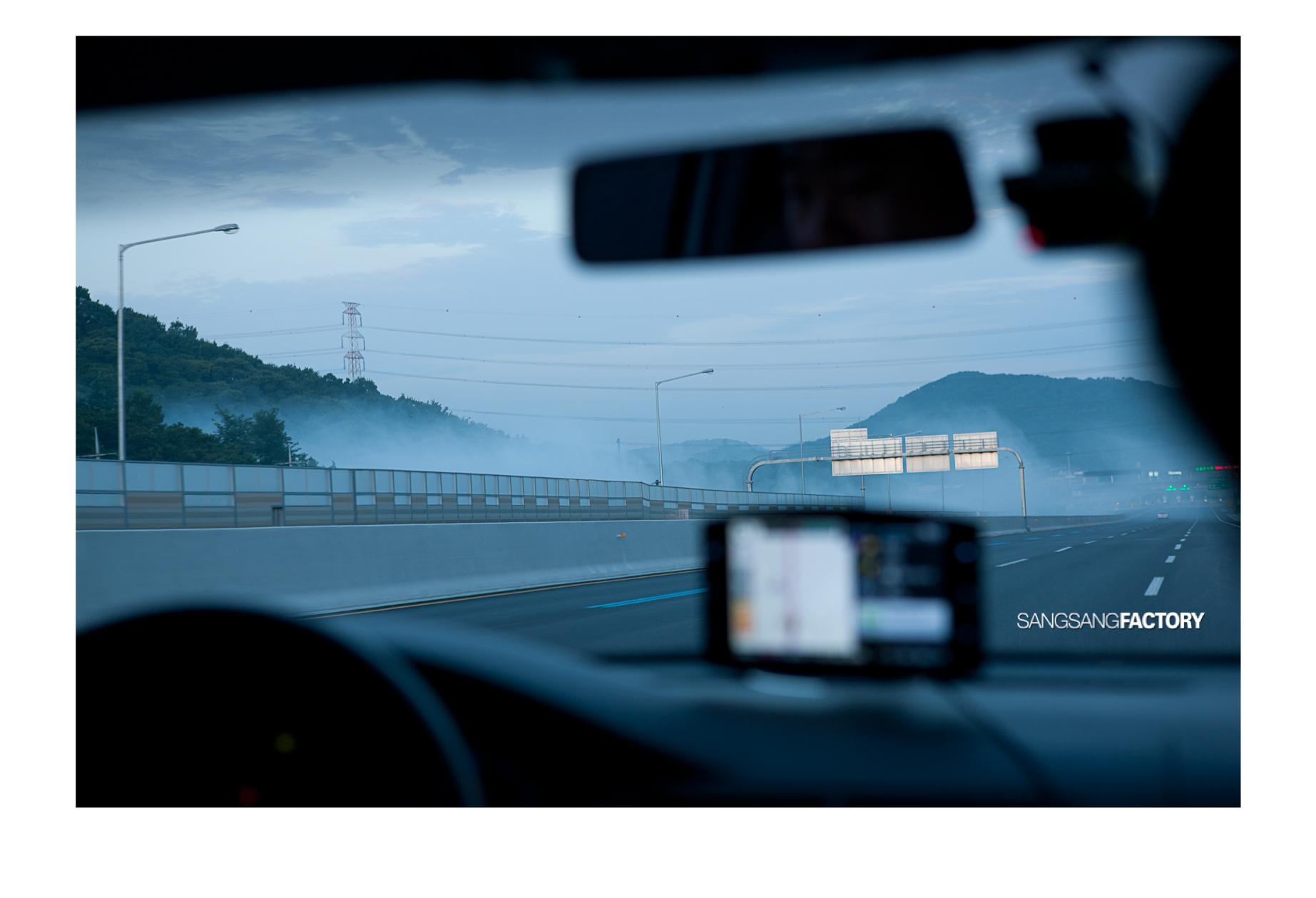 새벽의 제3경인고속도로