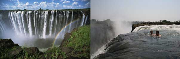 빅토리아 폭포(Victoria Falls)