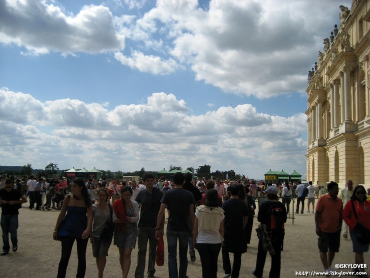 iSkylover Travelog :: 베르사유 궁전 (Chateau de Versailles)