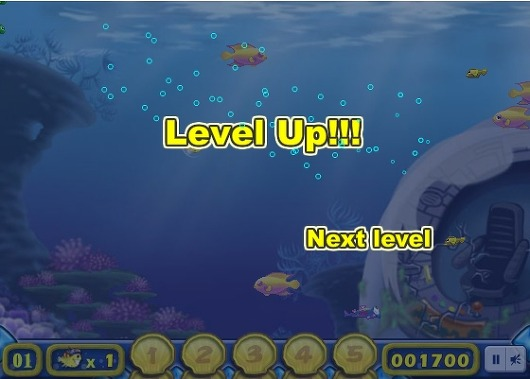 Excel growing fish for Grow fish game