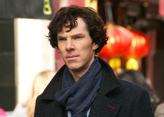 영국 드라마 '셜록'의 주인공 '베네딕트 컴버배치' (Benedict Cumberbatch) © 위키피디아