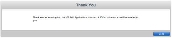 iOS Paid Applications Agreement, 새로운 iOS 유료 앱 계약 업데이트 4