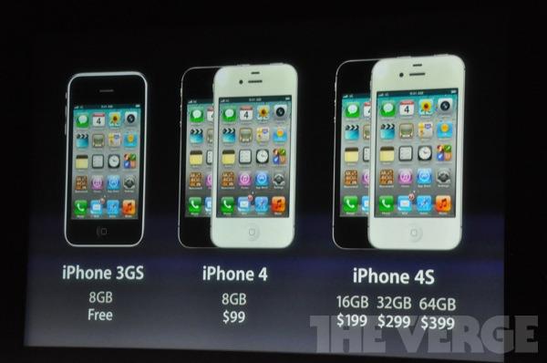 아이폰5는 없었다, 아이폰5, 아이폰4S, 아이폰4S 스펙, 아이폰4S 출시, 아이폰4S 스펙 비교, 아이폰