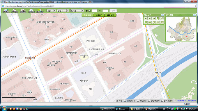 최재경부장 부인의 약국은 삼성엔지니어링빌딩 지하 1층에 위치