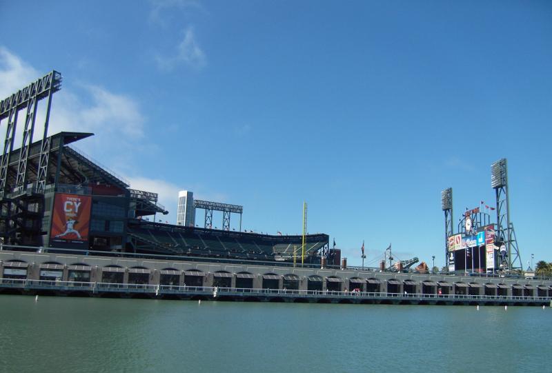 샌프란시스코 자이언츠 AT&T Park 야구장