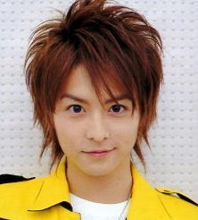 Koike Teppei hairstyle