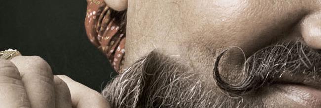 면도기 광고