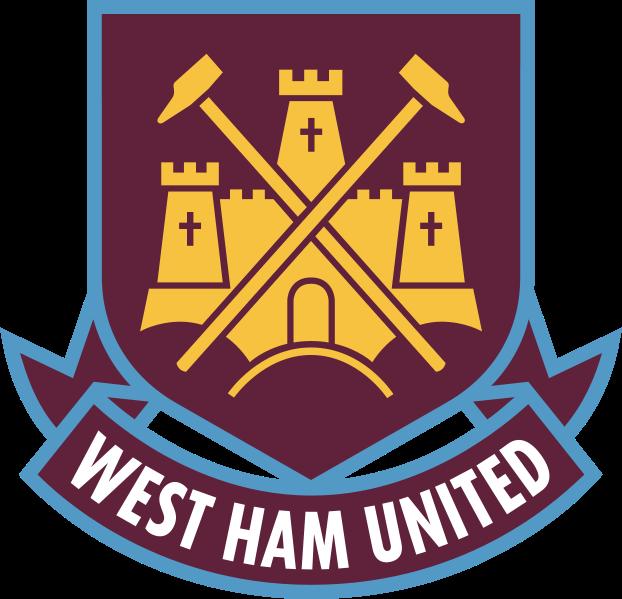 West Ham United FC emblem(crest)