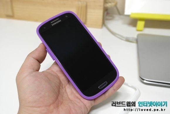 벨킨 갤럭시S3 LTE 케이스
