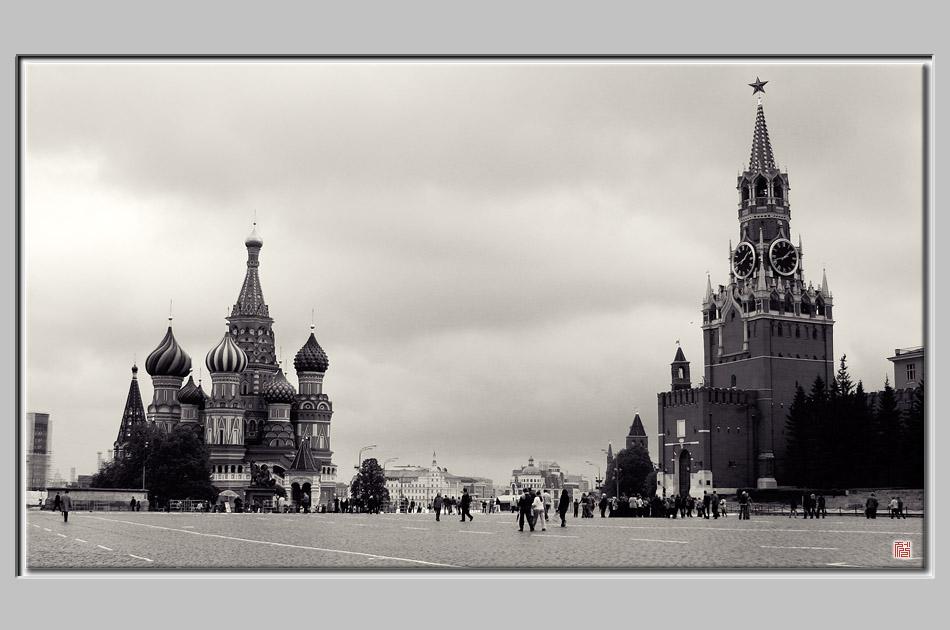 [Canon 300D] 붉은 광장에서.... _ 러시아