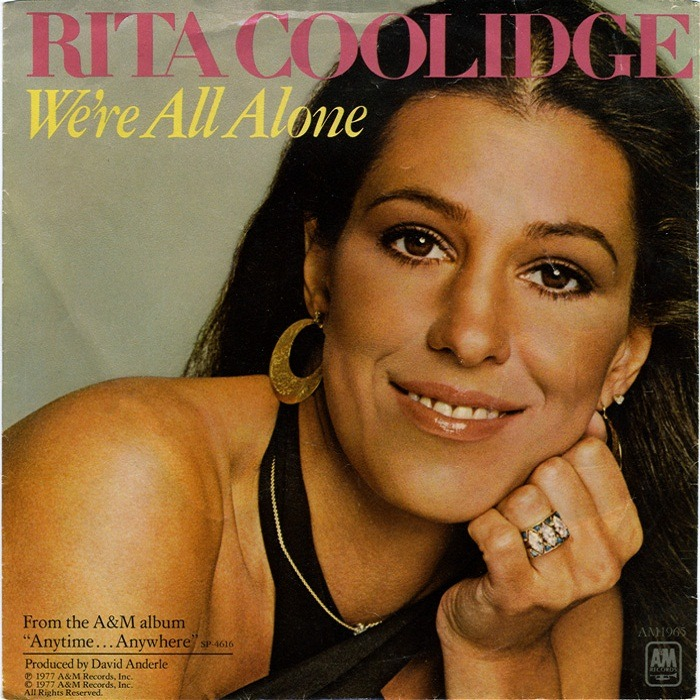 Rita Coolidge - We re All AloneRita Coolidge