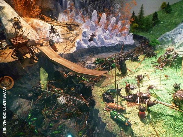 제주도 프시케월드 나비박물관
