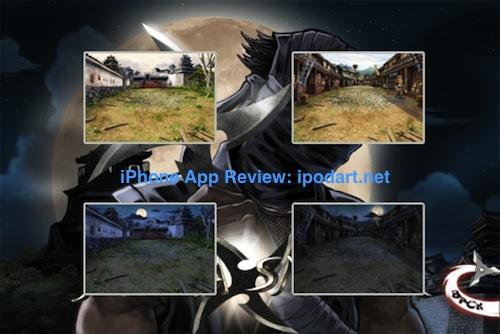 아이폰 액션 슈팅 닌자스나이퍼 Ninja Sniper