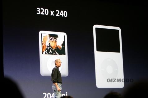 iPod nano 3세대 발표