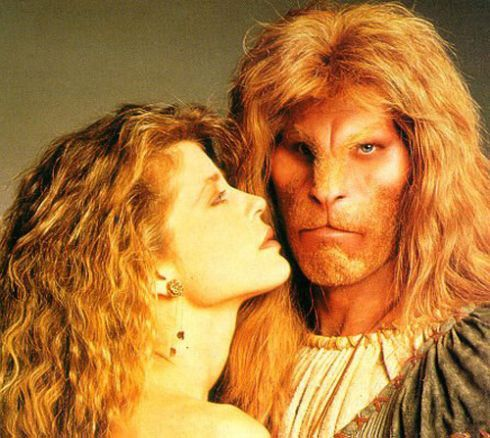 미녀와 야수, 안 어울리는 커플