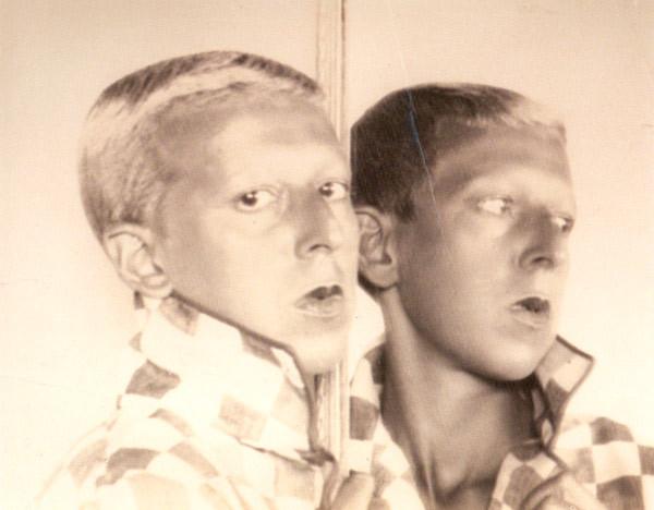 <Self-portrait>,Claude Cahun