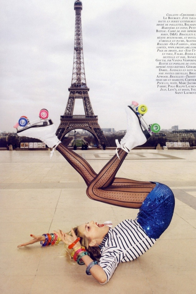 Vogue Paris June