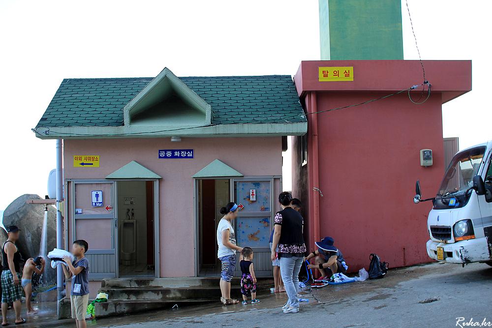 루카's 여행 :: [울릉도여행] 사동해변 (흑비둘기 서식지) - 2012년 8 ...