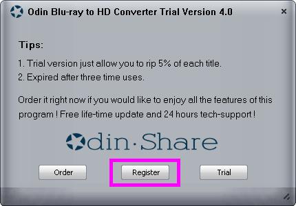 활성화 1 - Register 단추 클릭!
