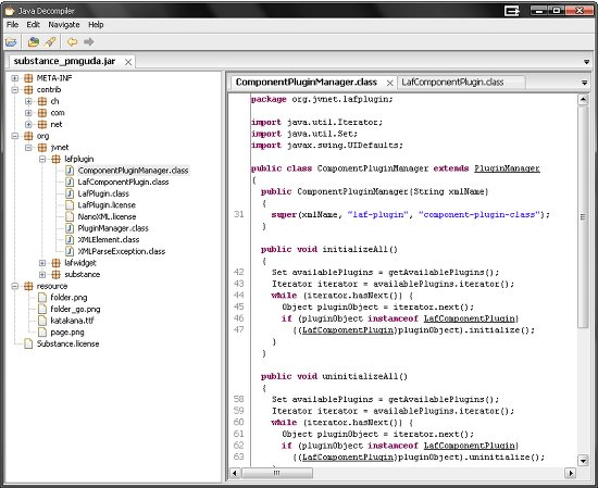 Java Decompiler Eclipse