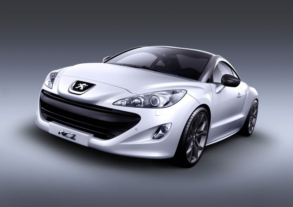 car of the world rcz. Black Bedroom Furniture Sets. Home Design Ideas