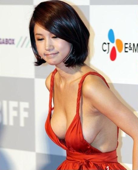 오인혜 노출 파격 드레스 네이버 블로그