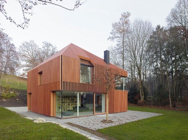 for Smart haus container