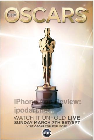 아이폰 아카데미 오스카 The Oscars
