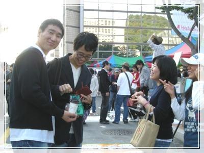 국제옥수수재단과 숭실대의 캠페인_2