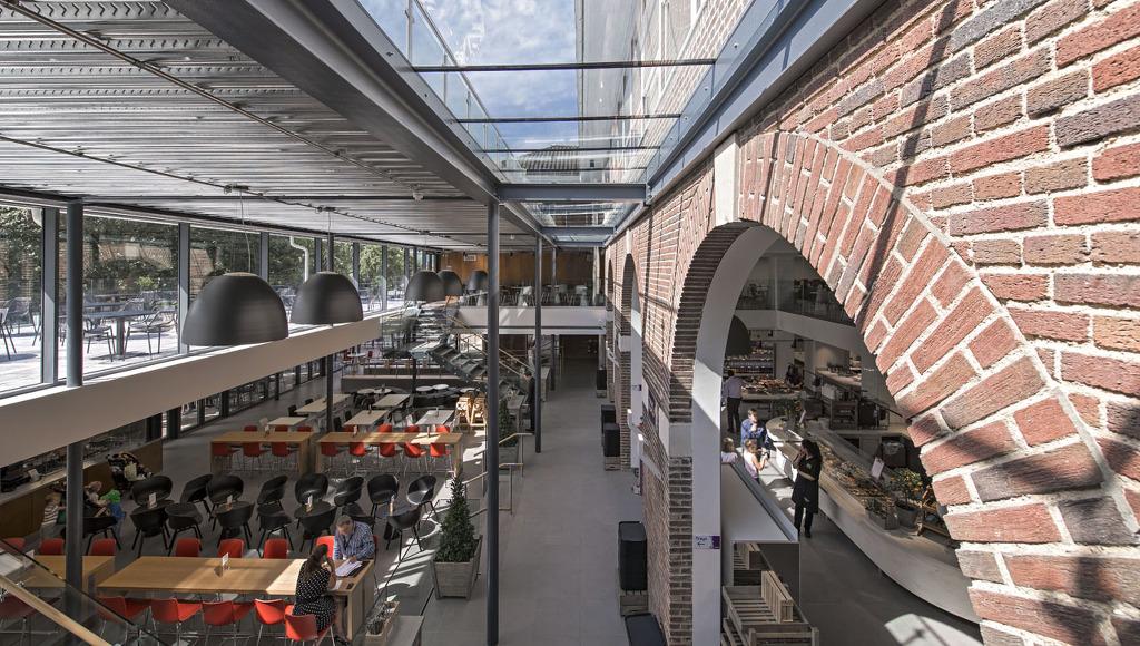 테라스 레스토랑 리노베이션 프로젝트 인 런던 Shh Architects The Terrace