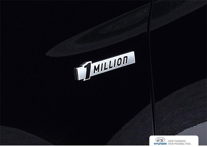 싼타페 1 Million 스페셜 에디션